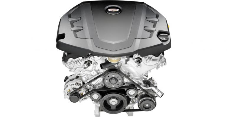 GMrsquos new naturally aspirated 36L V6 codename LGX arriving this year