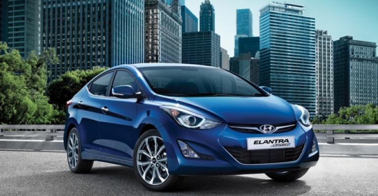 Hyundai No12 in 2014 Thai sales behind Elantra other imports