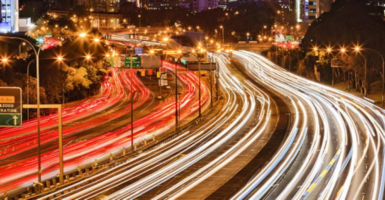 Industry group links reduced emissions to better traffic management