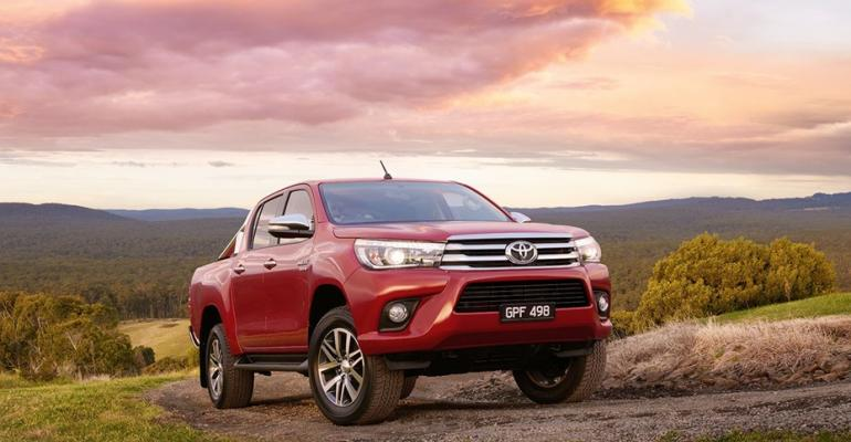 New HiLux strengthens Toyotarsquos grip on Australian market
