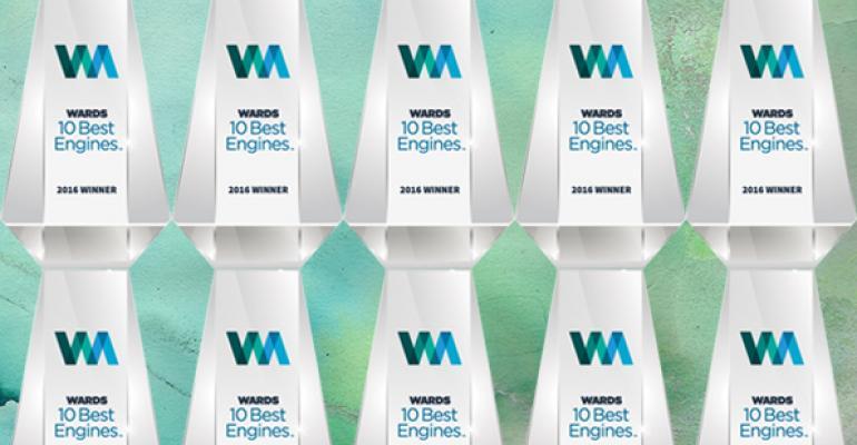 Wards 10 Best Engines celebrates 22nd year