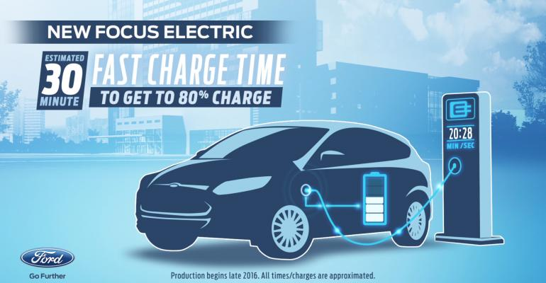 Ford Earmarks $4.5 Billion for Electrified Vehicles, Steps Up UX Efforts