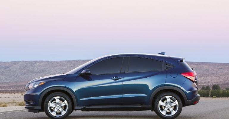 The Honda HRV will be dualsourced in North America to meet burgeoning demand