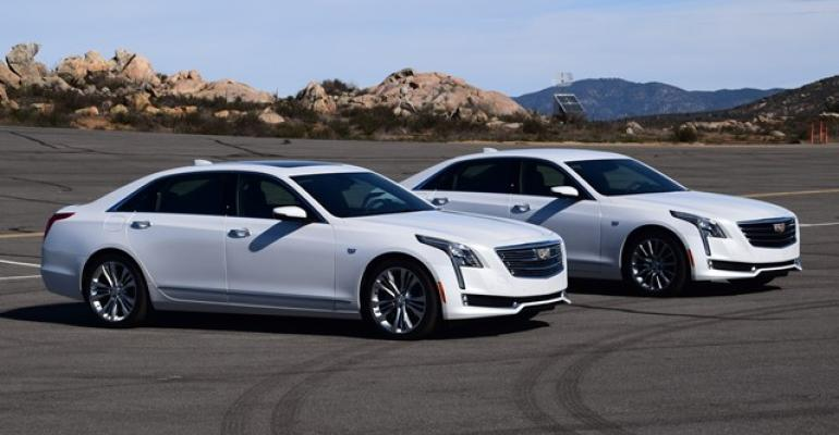 Most impressive powerplant in new Cadillac CT6 may be 20L turbocharged 4cyl