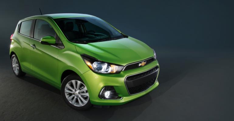 This vehicle photo would meet two guidelines for placement on dealership websites threequarter angle and pointing at copy