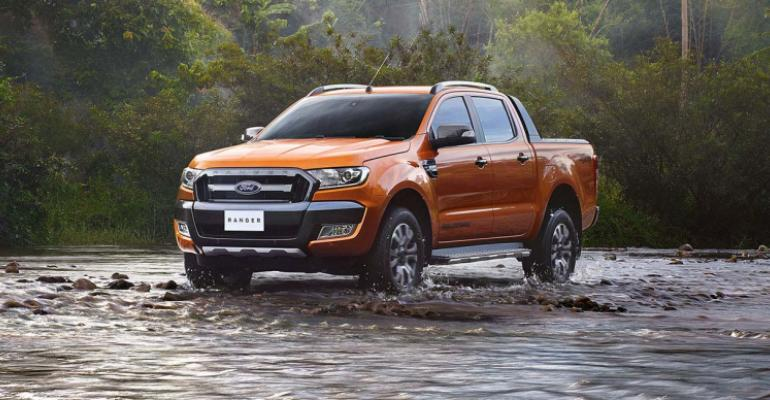 Ranger first commercial vehicle to win annual sales title