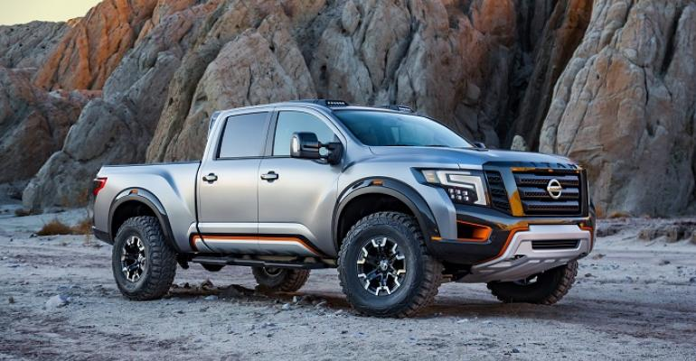 Nissan aimed for quotmore technical menacingquot look