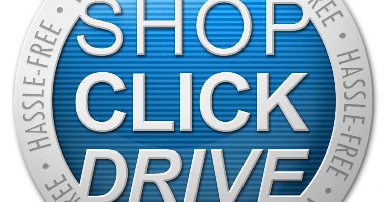 GMrsquos online initiative began in November 2013