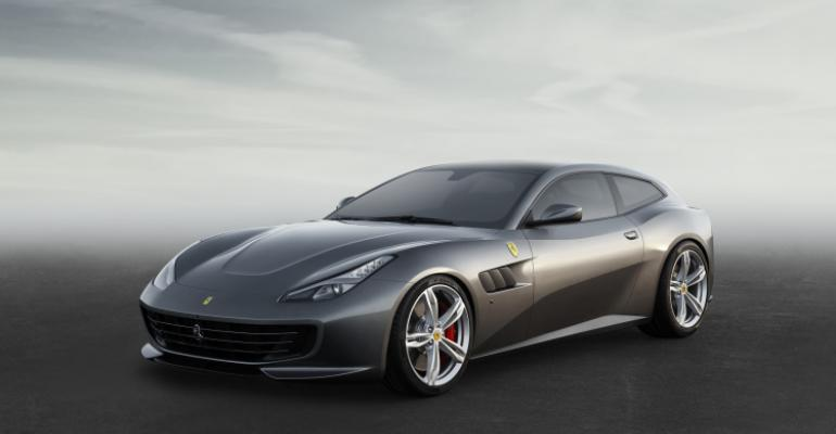 GTC4 Lusso engineered for allweather stability