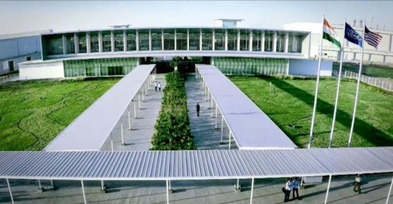 New Ford plant at Sanand has initial 240000vehicle capacity