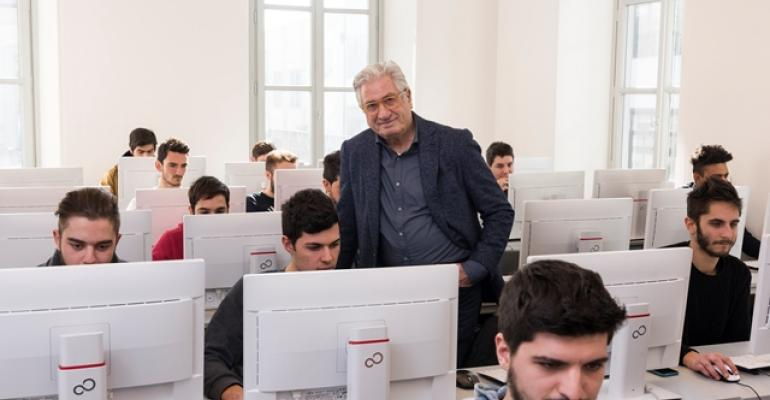 Giorgetto Giugiaro expected to help draw design students to IAAD in Turin