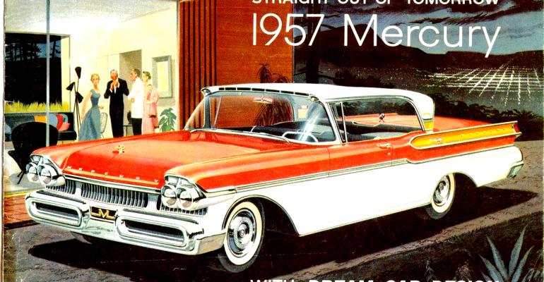 3957 Mercury with optional quad headlamps
