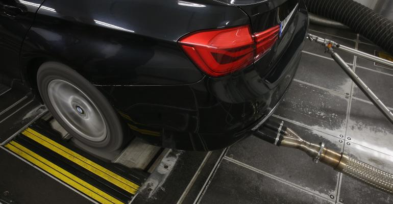 AAA to begin own emissions testing next month