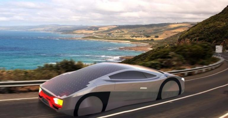 Developers of Immortus solarpowered car in market for investors