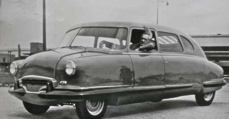 1946 car of the future Stout Forty Six