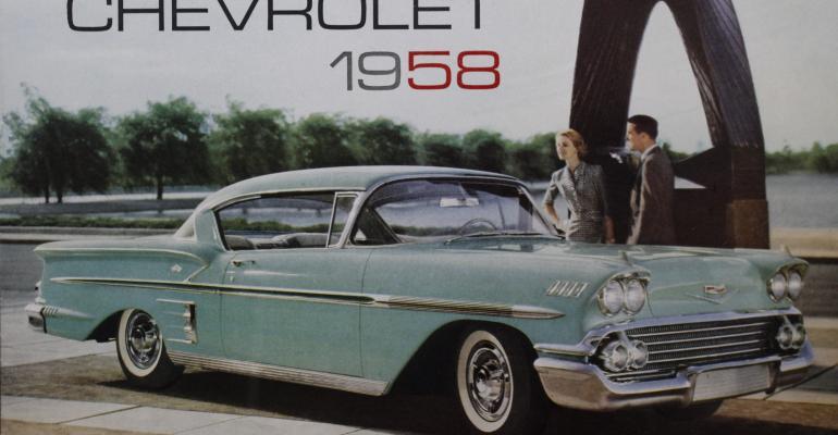 Chevy39s allnew Impala