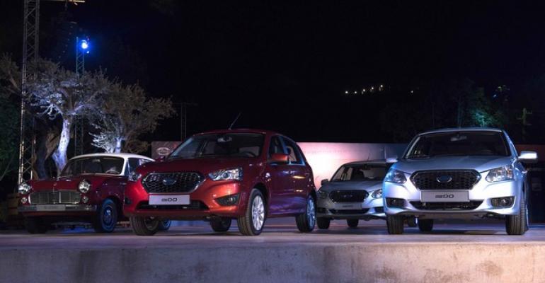 Nissan predicts Datsun will lead Lebanonrsquos entry segment by 2019
