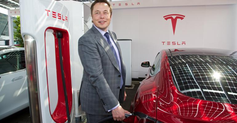 EVs only starting point for ldquoenergy innovationrdquo Musk says
