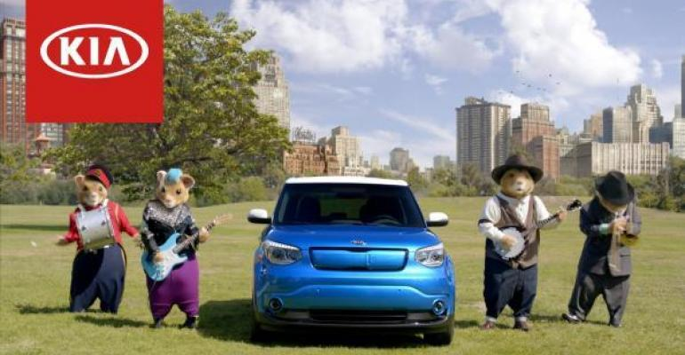 Long-Running Kia Spot Tops Most Engaging Auto Ads