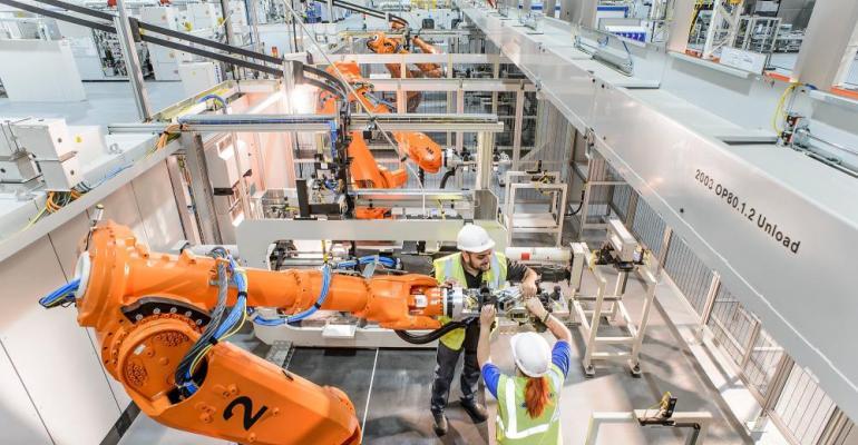 Dagenham to produce an EcoBlue every 30 seconds
