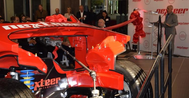 Expanding south from Saginaw MI Nexteer establishes new global headquarters in Auburn Hills
