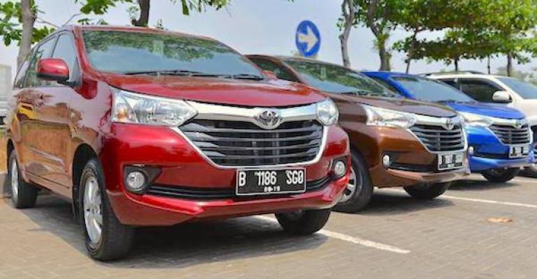 Avanza other Toyotas retain market lead despite sales up just 1 in yearrsquos first half