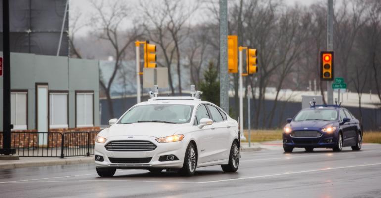 Autonomous vehicles could be 13 trillion boost to US economy
