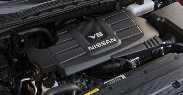 Nissan 56L Endurance V8