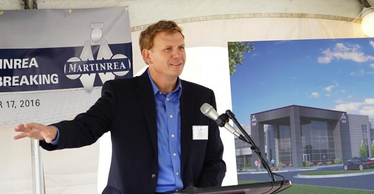 Martinrea Tech Center Builds Canadian Firm S Michigan Presence Wardsauto