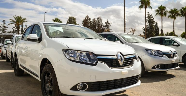 Renault Symbol to be manufactured at new plant in Iran
