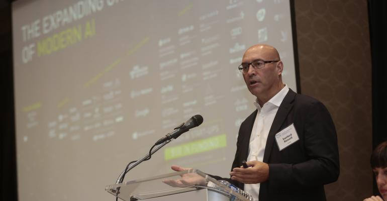 AI is driving fourth industrial revolution will transform industries like steam and electricity did in earlier times says NVIDIArsquos Sanford Russell