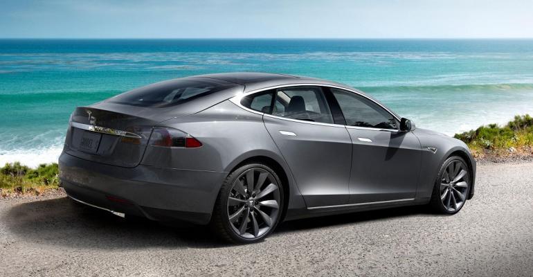 Allelectric Tesla Model S bestselling ZEV in US through September