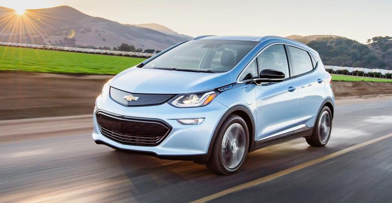 Chevy Bolt promises to mainstream EVs