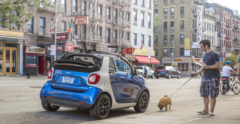 Smart Fortwo in Brooklyn