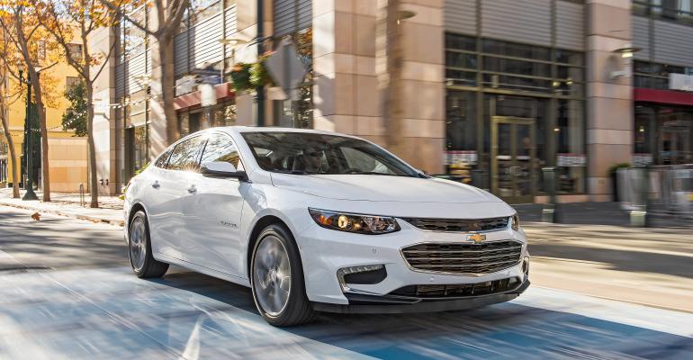 Malibu helps GM Korea hit longsought 10 market share