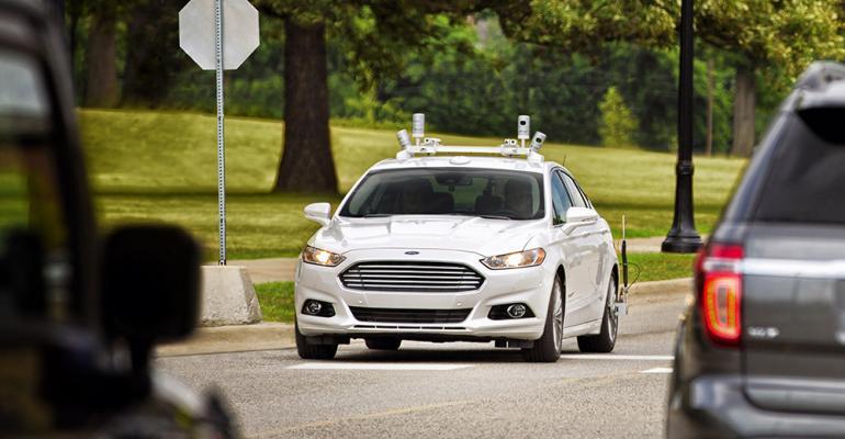 Ford doubling Silicon Valley workforce to take on autonomousvehicle RampD