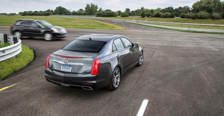 General Motors deploying V2V technology at Cadillac