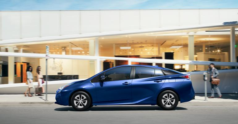 Tests on Prius Plus show Liion battery research alive and well at Toyota