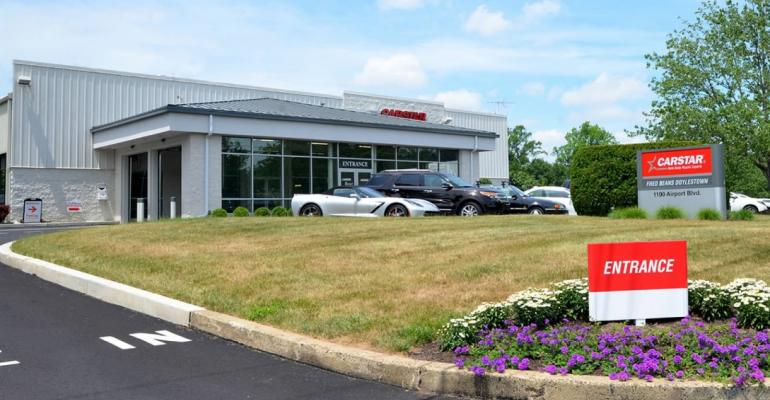 CARSTAR collisionshop chain bolsters dealers39 clout with insurers