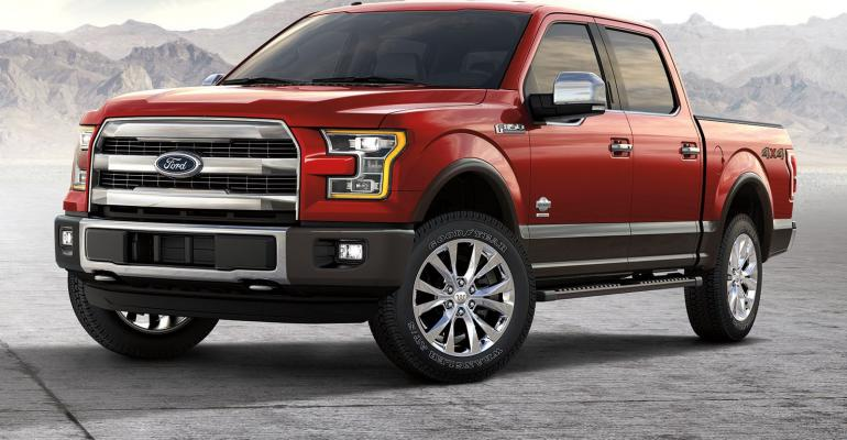 F150 marks 40th year as Fordrsquos best seller 35th as Americarsquos