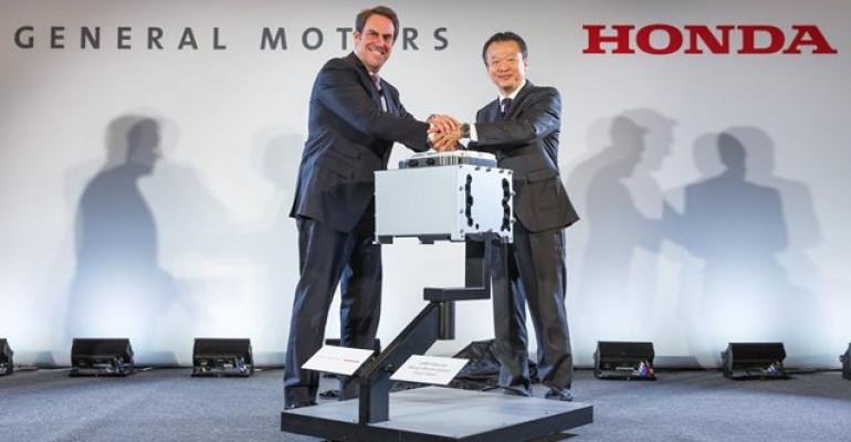 Trump Potential Wild Card in GM-Honda Fuel-Cell JV
