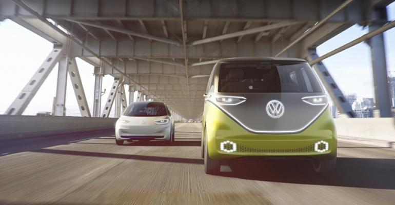 VW at Turning Point in U.S., Execs Say