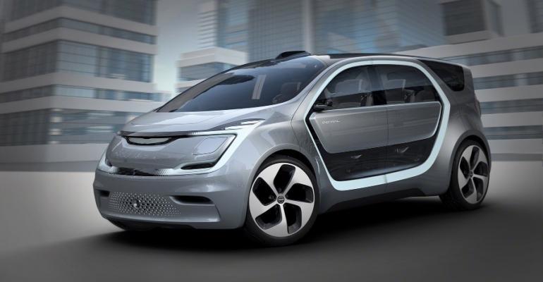 Chrysler Portal proposes nextgen minivan