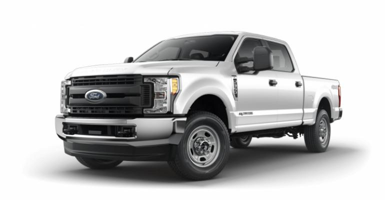 Dealers look for boost from Super Duty