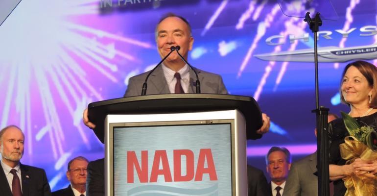 ldquoIrsquom blown awayrdquo Swope tells NADA audience