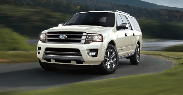 Expedition sales jump with allnew model in wings