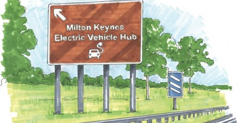 Expansion of EV program at Milton Keynes just ahead