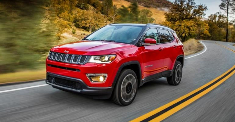 Jeep says Compass is final piece of global expansion plan