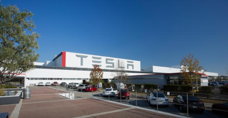 Tesla proclaims revamped factory offers employees ldquomore amenities to keep them happy and healthyrdquo
