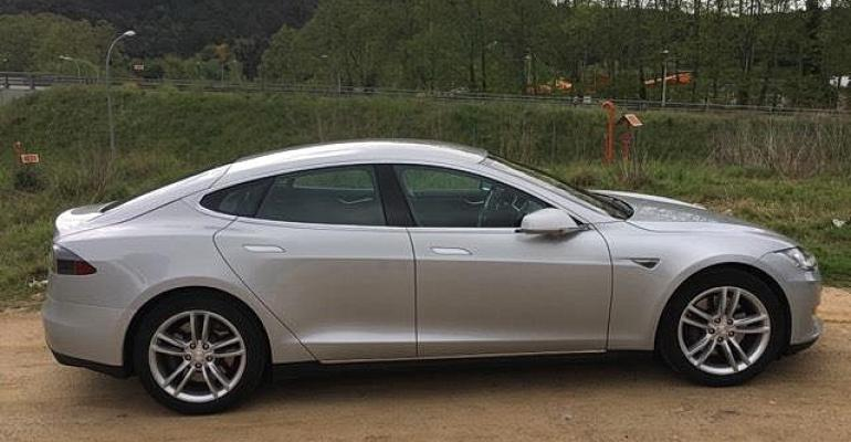 Tesla establishing retail foothold in Spain but used models available